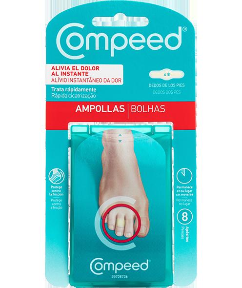 Compeed<sup>®</sup> Ampollas Dedos del pie