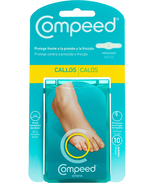 Compeed<sup>®</sup> Callos Medianos