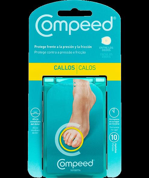 Compeed<sup>®</sup> Callos entre los dedos del pie